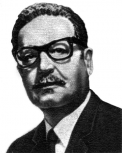 the political career and presidency of salvador allende of chile Augusto pinochet, chile's military dictator  augusto pinochet was a career army officer and military dictator of chile from  pinochet met salvador allende,.