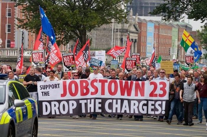 IRLANDA La nostra solidarieta' agli attivisti sotto processo. Aderisci anche tu!
