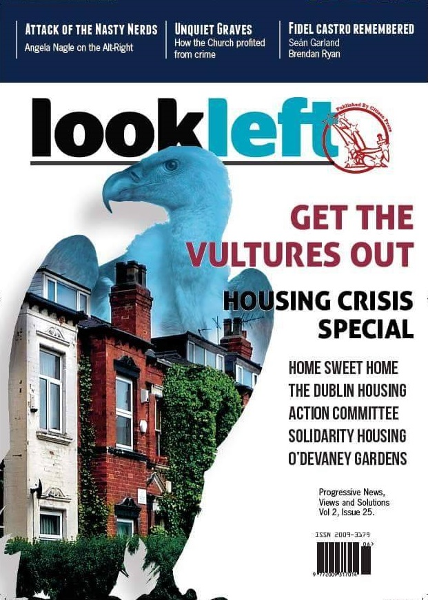 Lookleft cover