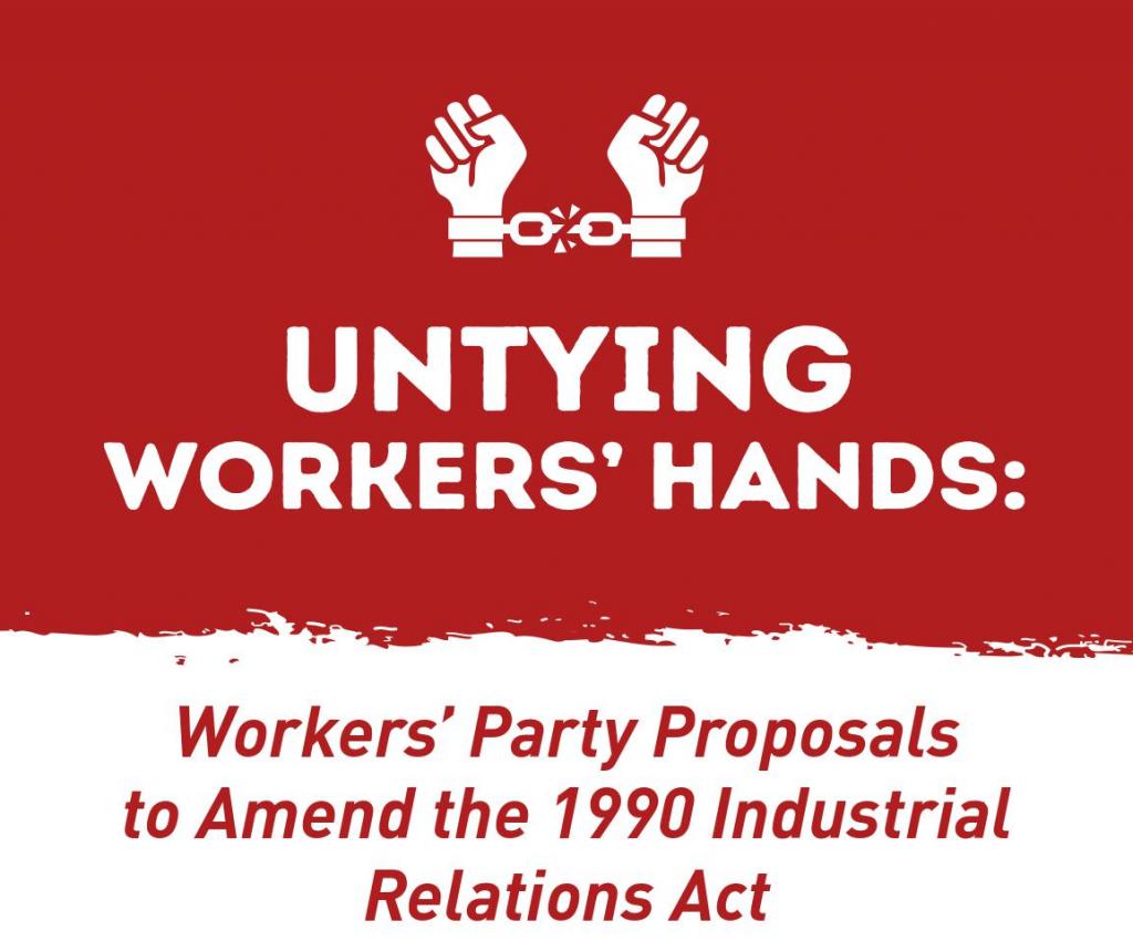 1990 Act Untying Workers Hands