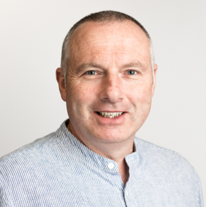 David Gardiner - WP Lucan/Palmerstown Representative